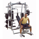 Машина смита на базе 348  BodySolid GS 348 P4