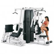 Фитнес станция профессиональная с 12 рабочими станциями BodySolid EXM 4000S