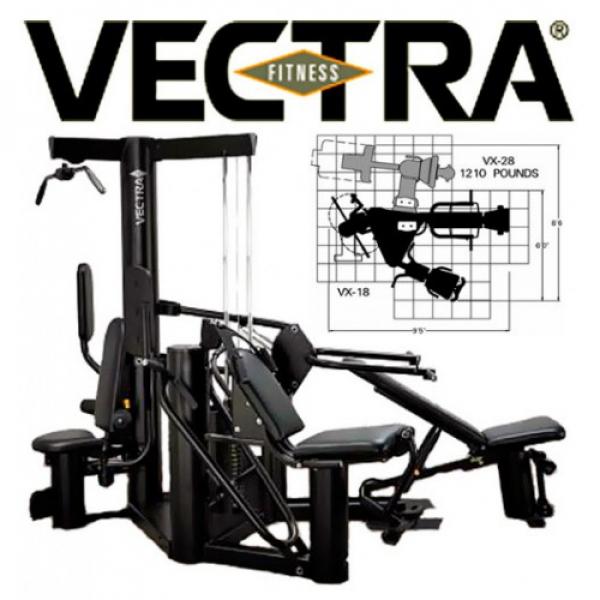 Силовой комплекс Vectra VX18