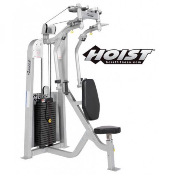 Баттерфляй / Задние дельты HOIST®HD HD-2200 Pec Fly / Rear Delt