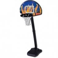 """Баскетбольная стойка (детская) NBA Junior Series 24\"""" Fan Spalding 5H591SCN"""