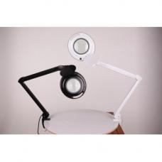 Лампа-лупа настольная и дополнительно сменная линза в комплекте Lexus 6017 LED