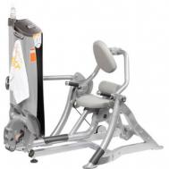 Растягивание мышц спины HOIST® ROC-IT™ RS1204 Low Back
