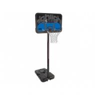 """Баскетбольная стойка (мобильная) NBA Highlight 44\"""" Composite Spalding  77453CN"""