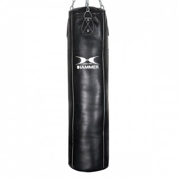 Боксеркий мешок Hammer Premium Cowhide Professional (100x35 см, 30 кг) 92710