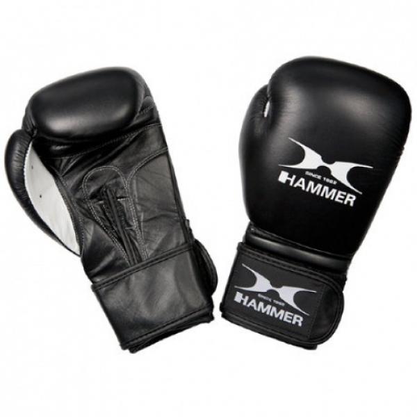 Боксерские перчатки Hammer Premium Fight 12 oz