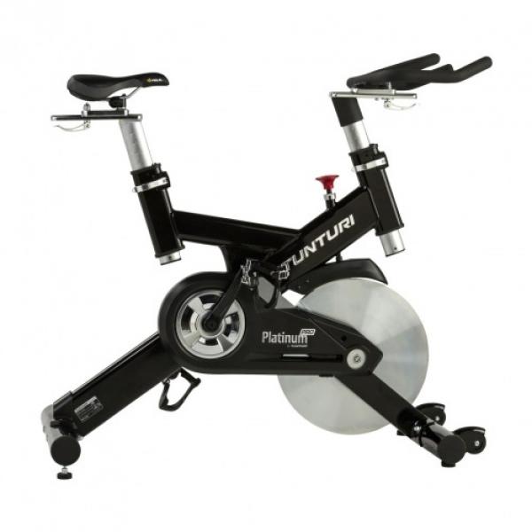 Велотренажер Tunturi Platinum Sprinter Bike PRO