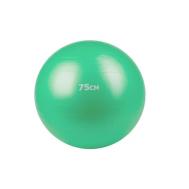 Мяч гимнастический, фитбол 75 см зелёный Fitnessport GB-75