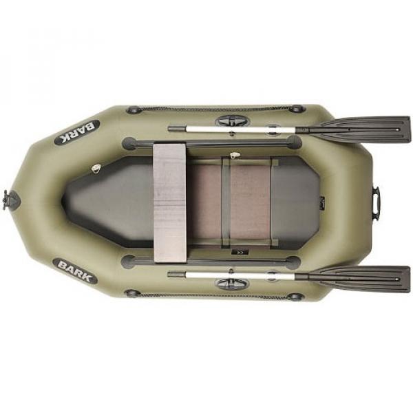 Гребная одноместная лодка Bark B-220СD