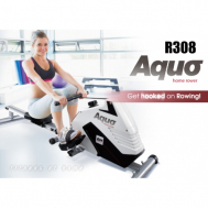 Гребной тренажер BH fitness R308 Aquo