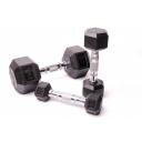 Гантельная пара - 2шт Fitnessport D-03-9 kg