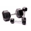 Гантельный ряд Fitnessport D-05 2.5-30kg (12 пар)
