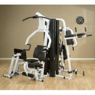 Фитнес станция с двумя весовыми стеками BodySolid EXM-3000LPS