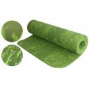 Коврик Yoga mat (зеленый) Fitnessport Zm13-2