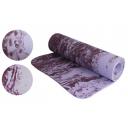 Коврик Yoga mat  (фиолетовый) Fitnessport Zm13-4 Фитнес
