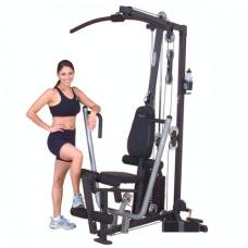 Фитнес станция с одним весовым стеком BodySolid G1S