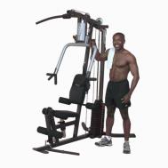 Фитнес станция с одним весовым стеком BodySolid G3S