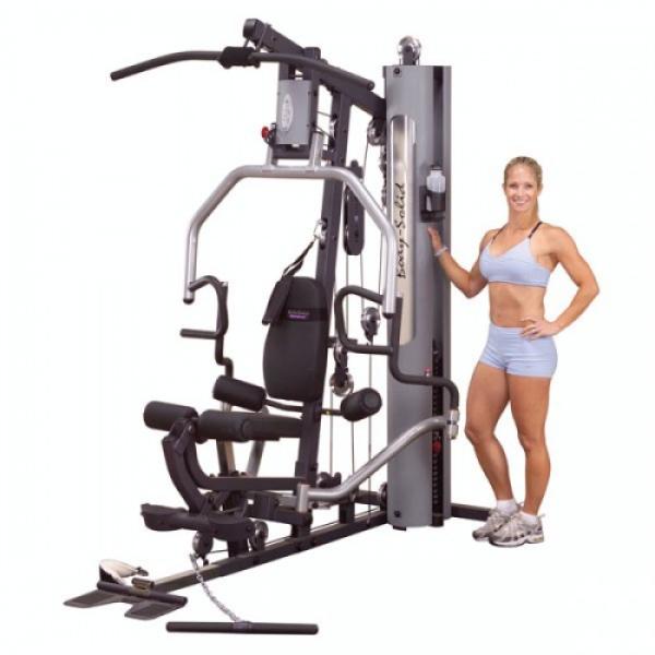 Фитнес станция с одним весовым стеком BodySolid G5S