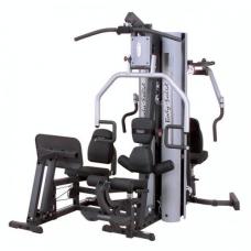 Фитнес станция с двумя весовыми стеками BodySolid G9S
