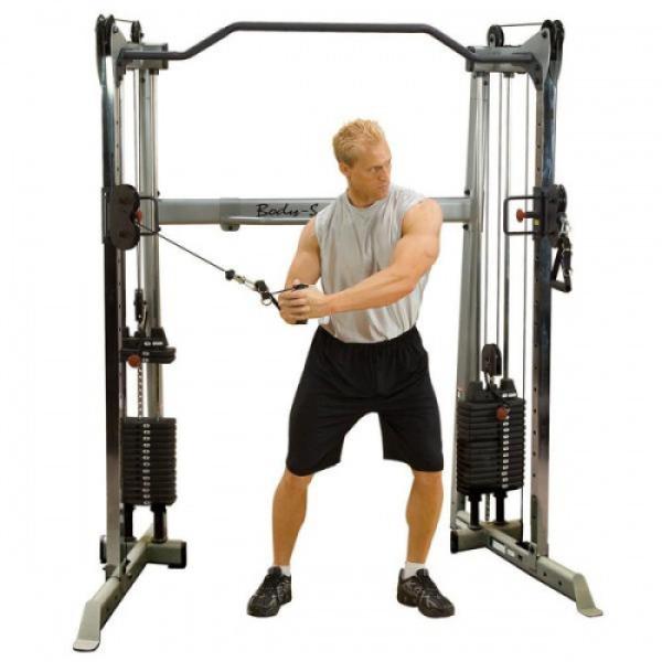 Силовой тренажер BodySolid GDCC-200