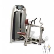Тренажёр для мышц верхней части спины Techogym Low Row M980