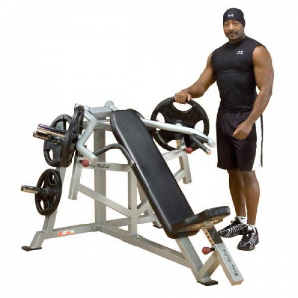 Тренажер на свободных весах BodySolid LVIP
