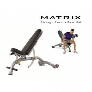 Регулируемая скамья Matrix G3-FW80