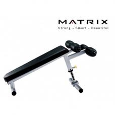 Скамья для пресса регулируемая Matrix G3-FW83