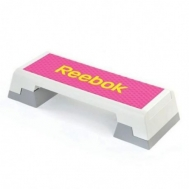Степ-платформа 15/20/25 см Reebok Step  RAP-11150MG