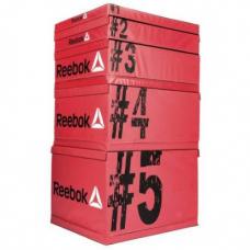 Набор плиобоксов для Кроссфит Reebok RSAC-10100