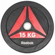 Олимпийский диск для Кроссфит 15 кг Reebok RSWT-13150