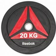 Олимпийский диск для Кроссфит 20 кг Reebok RSWT-13200