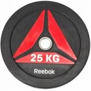 Олимпийский диск для Кроссфит 25 кг Reebok RSWT-13250