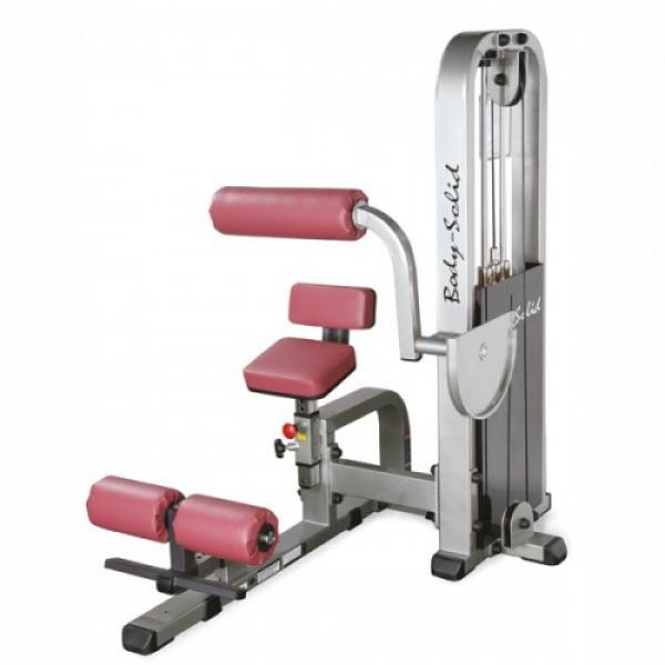 Силовой тренажер пресс машина Body-Solid SAMG-900