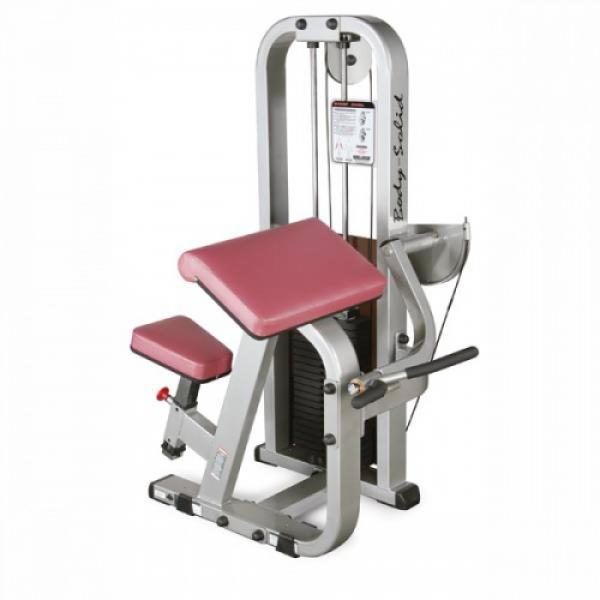 Силовой тренажер бицепс машина BodySolid SBCG-600
