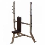 Силовой тренажер  скамья для жима BodySolid SPBG-368