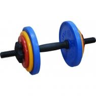 Гантель разборная цветная 8,82 кг Inter Atletika ST531.10