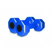 Гантели пластик цветные 1 кг Inter Atletika ST560.1-1