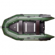 Моторная двухместная лодка Bark ВT-290S