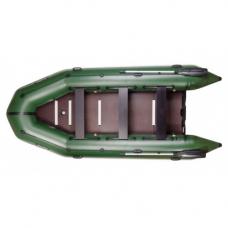 Моторная шестиместная лодка Bark ВT-420S