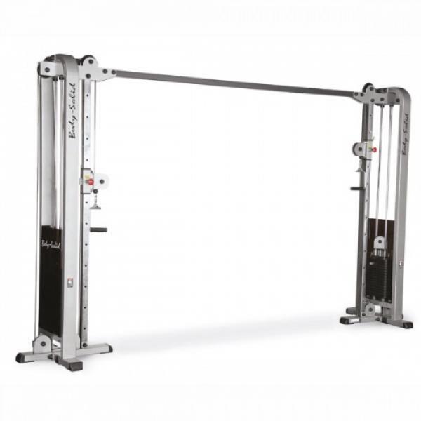 Силовой тренажер кроссовер регулируемый Body-Solid SCCG-1200