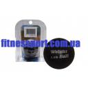 Мяч утяжелитель Weight Ball (60мм,черный) Fitnessport Wb-60mm-1Lb