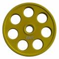 RCP19-15 Alex Цветной диск олимпийский обрезиненный, 15 кг