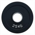 RCP19-2,5  Диск олимпийский обрезиненный, 2,5 кг