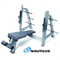 Скамья для жима F3ODB Olympic Decline Bench