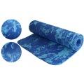 Zm13-3 Фитнес Коврики Yoga mat   (синий)