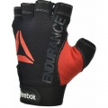 ПЕРЧАТКИ REEBOK STRENGTH GLOVE Размер - L ДЛЯ ФИТНЕСА  RAGB-11236GR