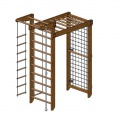 SТ026.4 Игровой комплекс (деревянный)