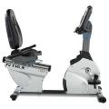 True CS900 Emerge Горизонтальный велотренажер профессиональный с LED